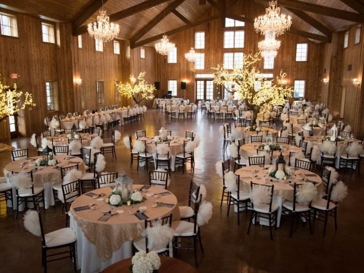 Tmx 1429041682391 Yes Ladder View Of Table Arrangement Conroe, TX wedding venue