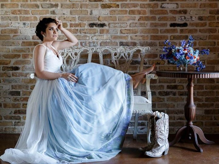 Tmx 1508779087069 Styled Shoot Cbaron Bs Bluebonnet Dress Conroe, TX wedding venue