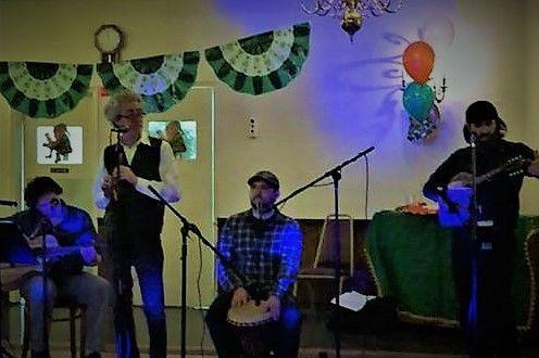 Tmx 1530390055 Ff7487048b0534f8 1530390054 768e397c36000b3b 1530390036381 1 Bards At Danish Cl Brooklyn wedding band