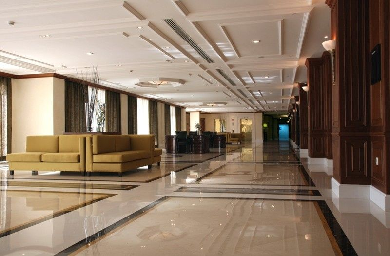 This view depicts the foyer reception area in front of the Buenavista Salons, perfect for welcoming...