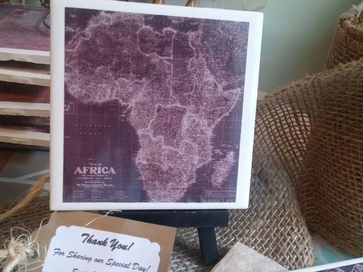 Tmx 1453846524875 Chalkboard Africa New Berlin wedding favor