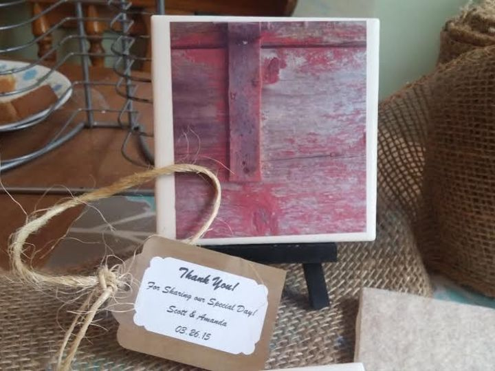 Tmx 1453846557156 Barnwood Door New Berlin wedding favor