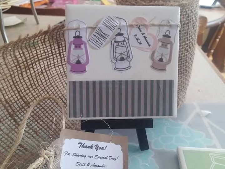Tmx 1453846577389 Lanterns On Real Twine With Tag New Berlin wedding favor