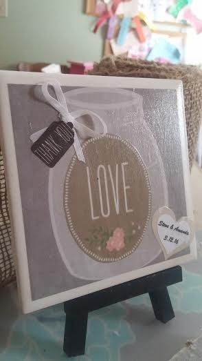 Tmx 1453846609695 Grey With Green Love Jar Real Ribbon 2 New Berlin wedding favor