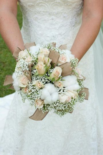 One of our beautiful bouquets
