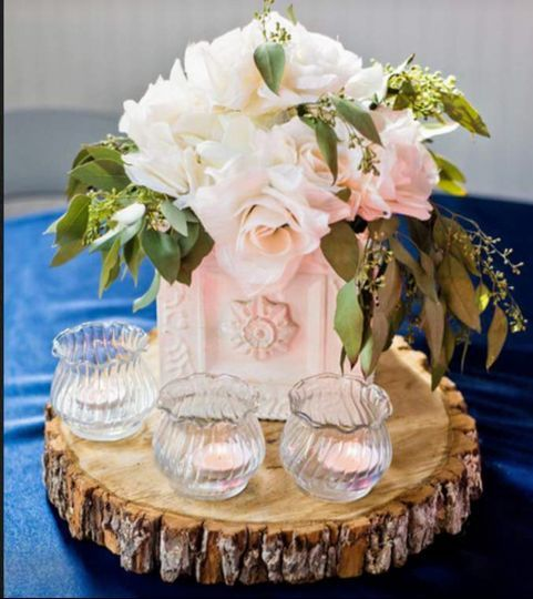 One of our many centerpieces