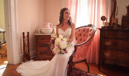 The wedding of Lane and Lindsey