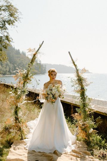 As seen in Seattle Bride