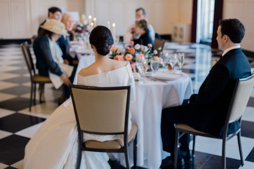 Micro Wedding Family