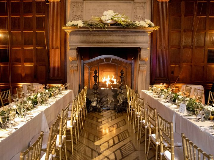 Tmx Hh Long Tables With Fireplace 51 700789 160321605341803 Boston, MA wedding venue