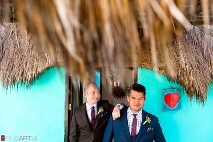 tulum same sex wedding at la zebra0131 428x285