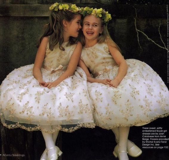 Atlanta Wedding's Magazine Makeup By Mary N Lindsay