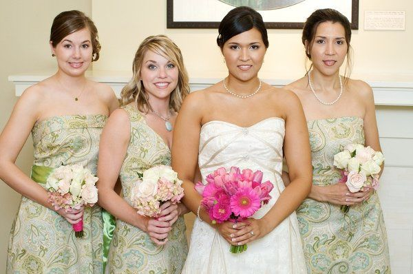 Makeup by Mary Lindsay Bride & Bridal party
