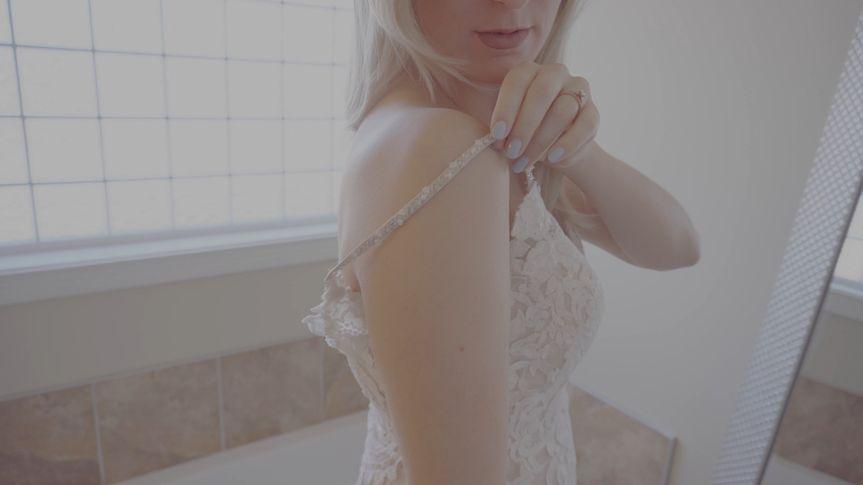 Bride Teaser - Dress