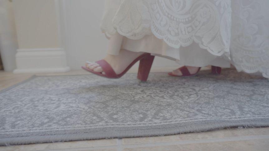 Bride Teaser - Shoes