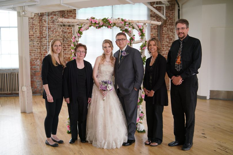 Goggleworks Wedding