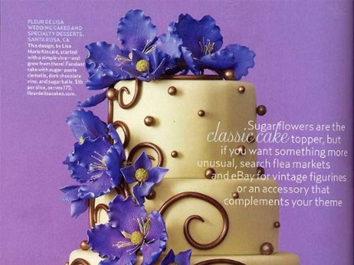 Tmx 1290353807153 Picture004 Santa Rosa wedding cake
