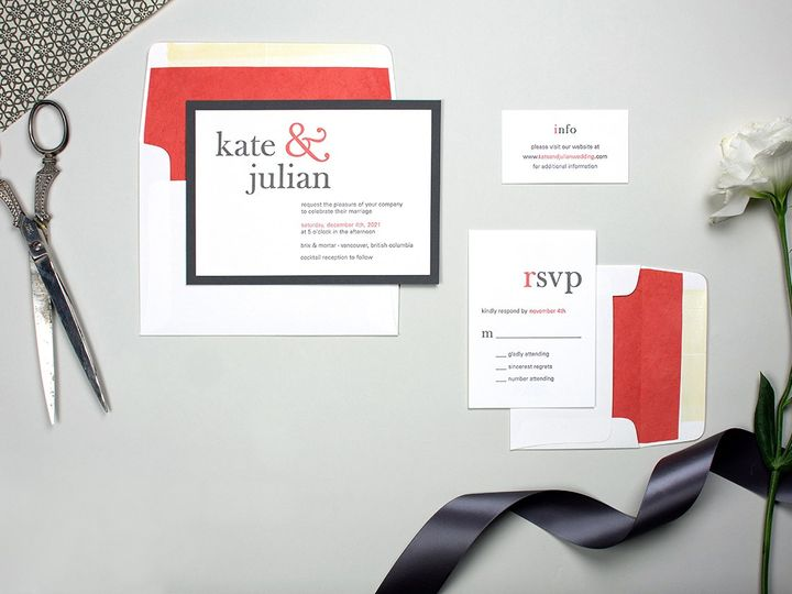 Tmx Kate Suit Web 2 51 162789 1569973074 Portland, OR wedding invitation