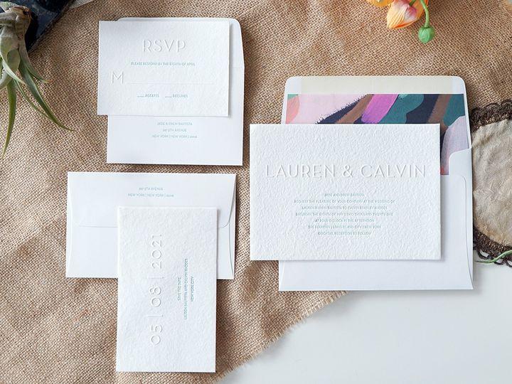 Tmx Lauren Main 51 162789 1569973076 Portland, OR wedding invitation