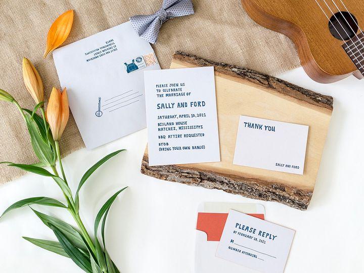 Tmx Sally Full Web 51 162789 1569973087 Portland, OR wedding invitation