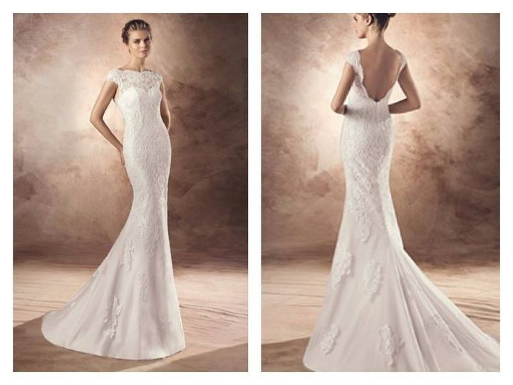 Tmx 1454537872083 12190078101530778172960105034474990519933104n La Mesa wedding dress