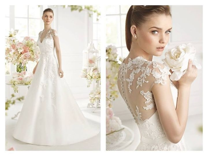Tmx 1454537886337 12191892101530778177410108366740603700317834n La Mesa wedding dress