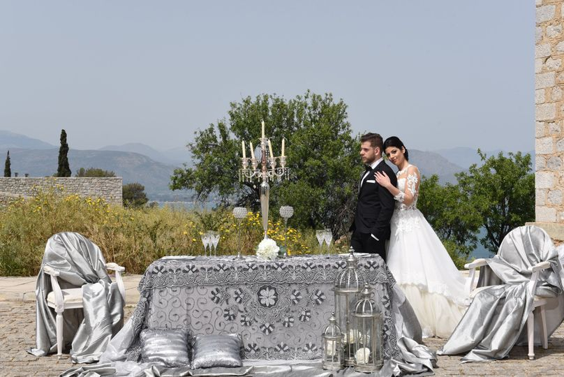 Greek wedding In Nafplio