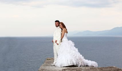Greek Wedding Inspiration 1
