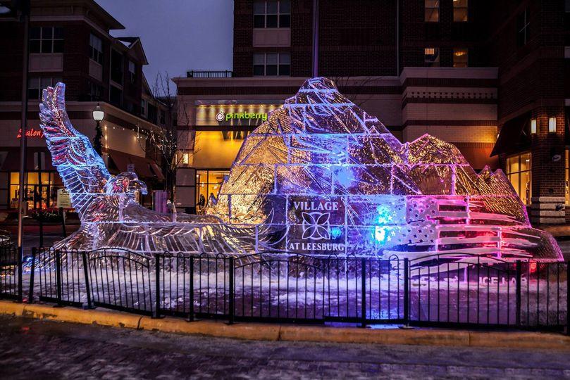Leesburg Ice Fest