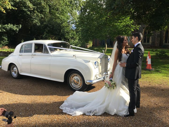 Elegance Wedding Cars - Wedding Car Hire London - Transportation ...