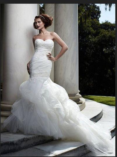 Wedding center usa bridal couture dress attire for Wedding dresses in modesto ca