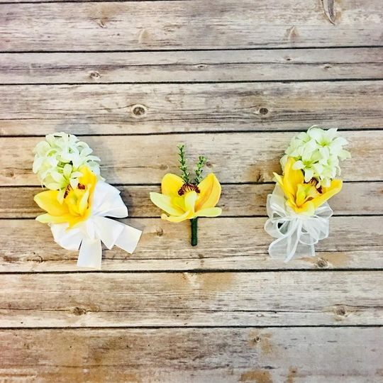 Corsage samples