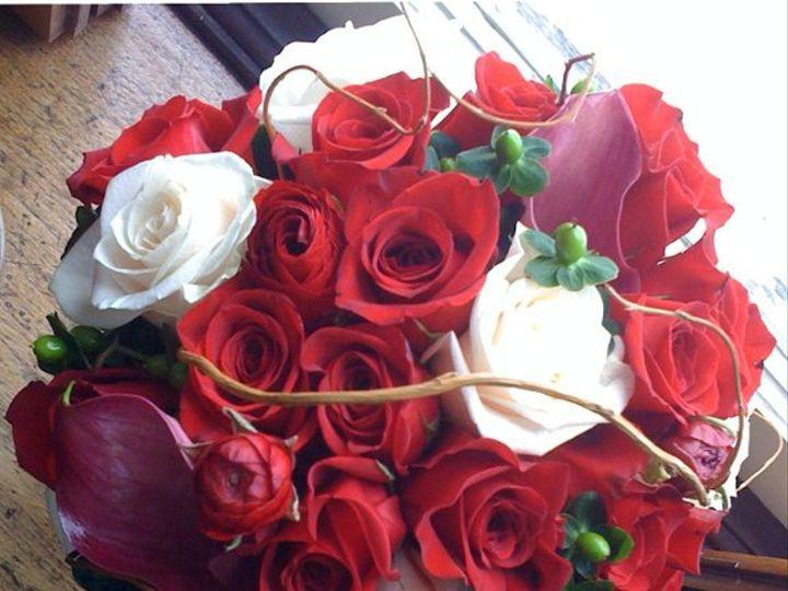 Tmx 1280356479410 Closeupbridesbouquet Muscatine wedding florist