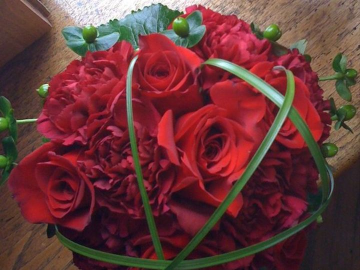 Tmx 1280356505050 Jrbridesmaidbouquetcloseup Muscatine wedding florist