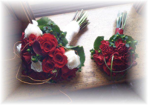 Tmx 1280356550972 Bridejrbridealteredsoftened Muscatine wedding florist