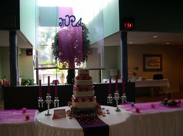 Tmx 1280356700754 Caketableashleyandmatt Muscatine wedding florist