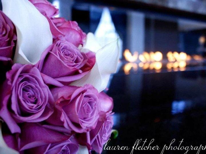 Tmx 1444342560328 Modern Fireplace And Lavendar Bouquet Muscatine wedding florist
