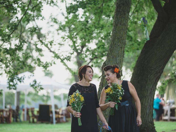 Tmx 1452092155593 Jacobashleywedding 373 Muscatine wedding florist