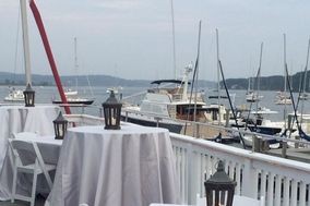 Coastal Cooking Company at Essex Corinthian Yacht Club
