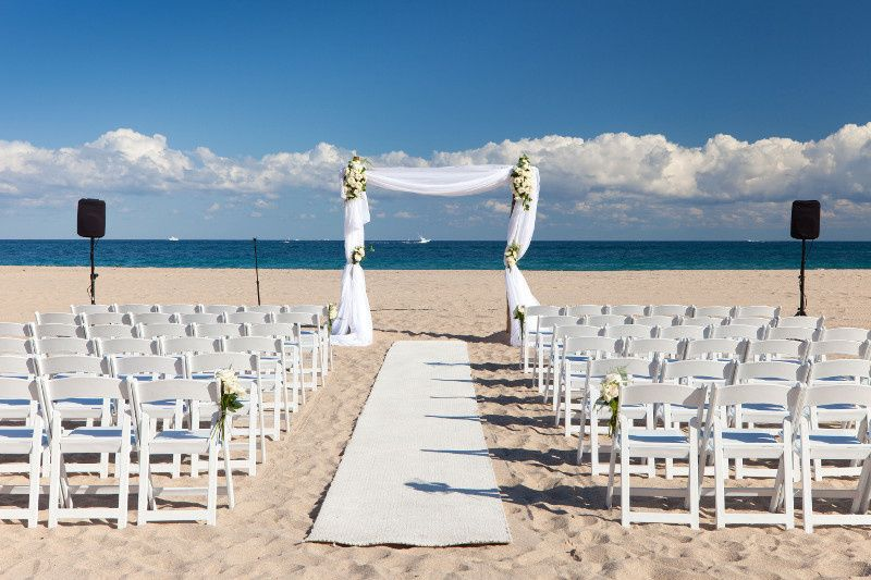 09privatebeachfrontwedding