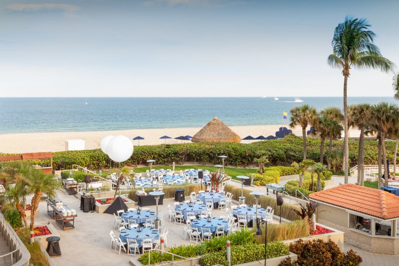 Fort Lauderdale Marriott Harbor Beach Resort & Spa - Venue ...