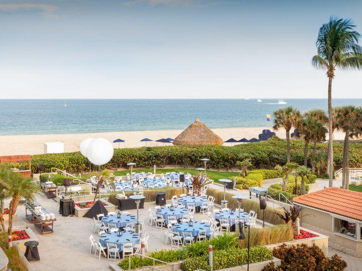 Tmx 1493994353612 Mhfllsbcorporatefunctionterrace Fort Lauderdale, FL wedding venue