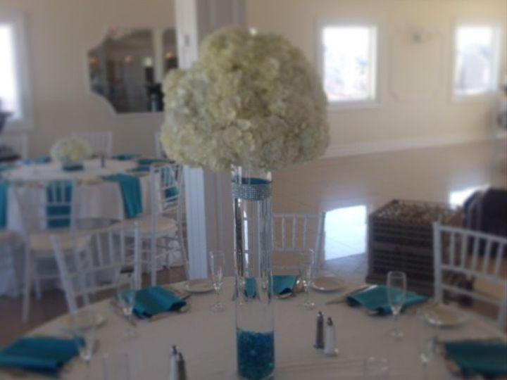 Tmx 1402600205076 Tall Hydrangea With Blue Freehold, New Jersey wedding florist