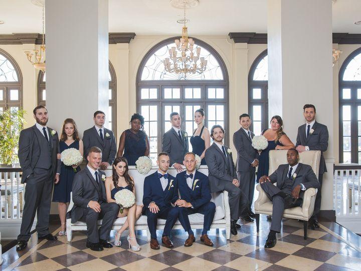 Tmx 1452532360797 Group Shot Inside Pavillon Freehold, New Jersey wedding florist