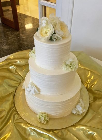 Wicked Sweet Cakes - Wedding Cake - Cary, NC - WeddingWire