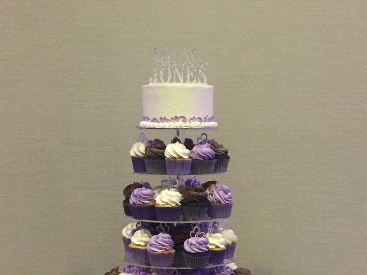 Tmx 1475716853366 Img3756 Cary, North Carolina wedding cake