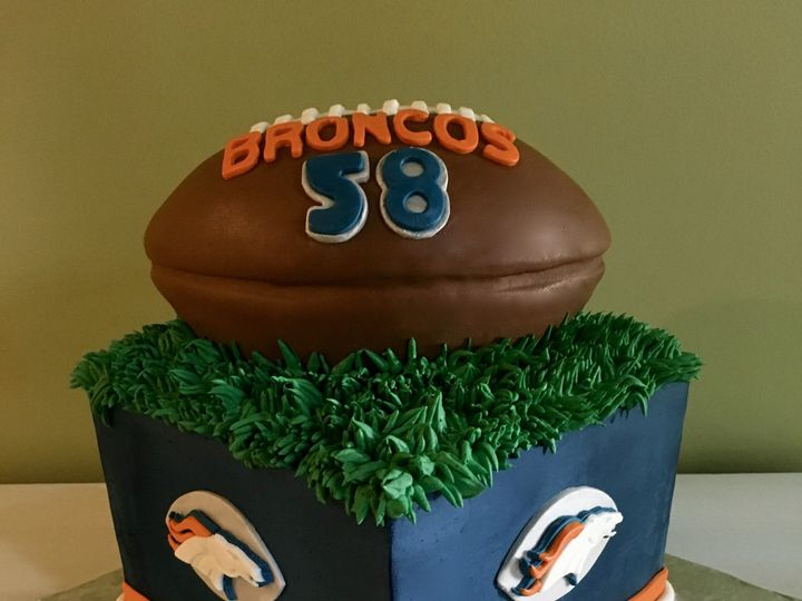 Tmx 1475716948723 Img4800 Cary, North Carolina wedding cake