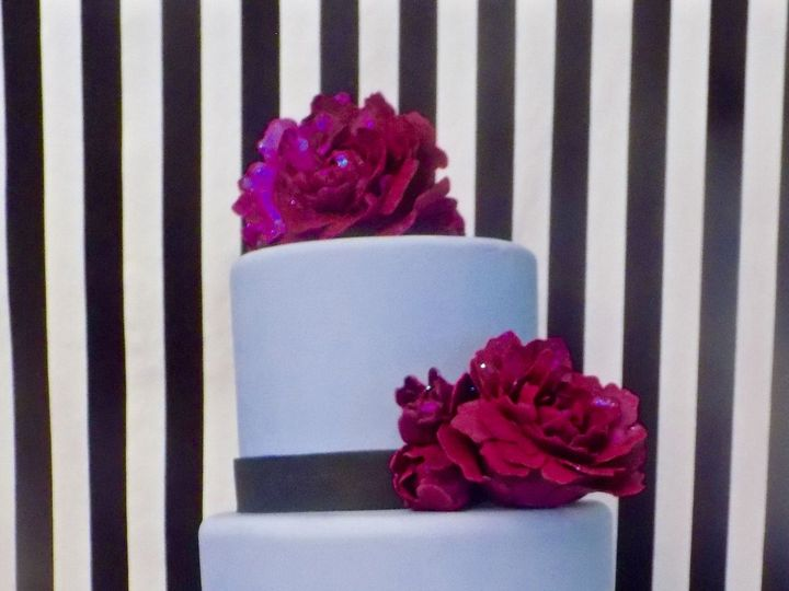 Tmx 1495505490 9fe3b334f1b9c84e DSCN0986 Cary, North Carolina wedding cake