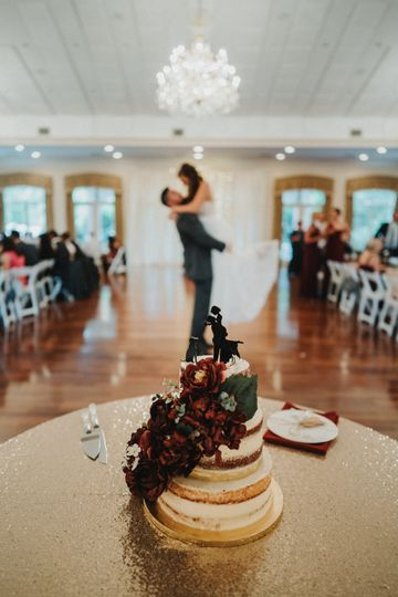 The Magnolia Room wedding