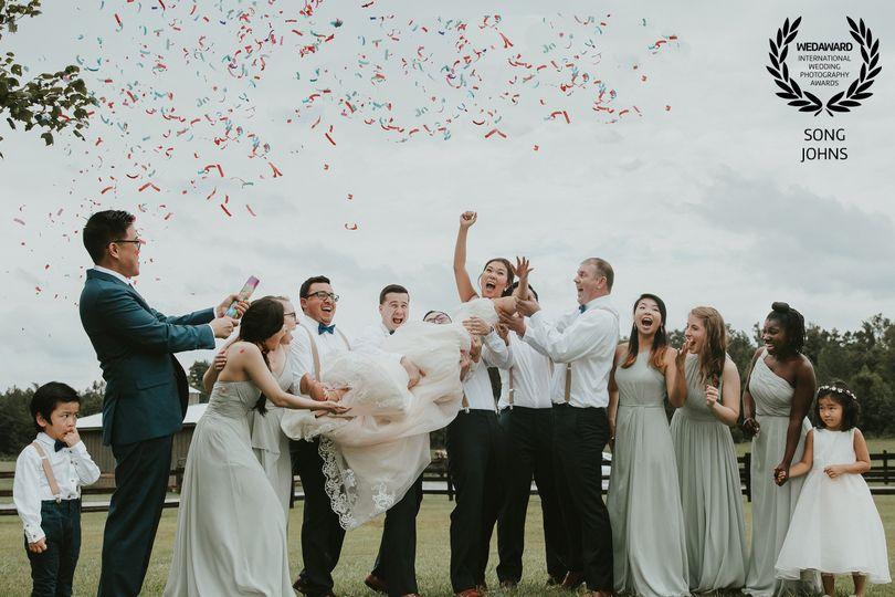 Oakland Farm Wedding